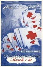 red001052 - Red Cross Postcard Postcards