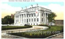 red001074 - Washington DC American Red Cross Postcard Postcards