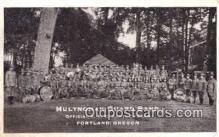 red001086 - Multnomah Guard Band, Portland, OR, USA Red Cross Postcard Postcards