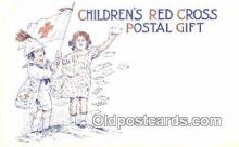 red001089 - Artist Chandlee Red Cross Postcard Postcards