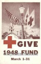 red001102 - 1948 Fund Campaine Red Cross Postcard Postcards