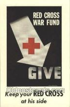 red001105 - Red Cross War Fund Red Cross Postcard Postcards