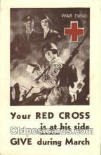 red001106 - War Fund Red Cross Postcard Postcards