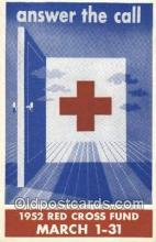1952 Red Cross Fund