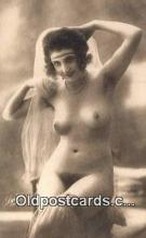 repro1287 - Reproduction # 141 Nude Postcard Post Card