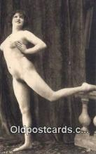 repro1298 - Reproduction # 129 Nude Postcard Post Card