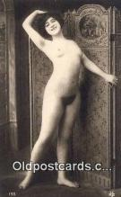 repro1310 - Reproduction # 16 Nude Postcard Post Card
