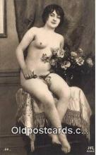 repro1311 - Reproduction # 17 Nude Postcard Post Card