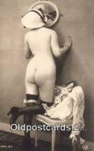 repro1331 - Reproduction # 49 Nude Postcard Post Card