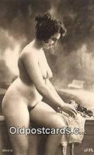 repro1355 - Reproduction # 62 Nude Postcard Post Card