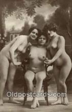repro227 - Reproduction Nude Nudes Postcard Postcards