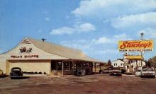 res001030 - Stuckey's Pecan Shoppe,  Ronks, Penna, USA, Restaurants, Diners Postcard Postcards