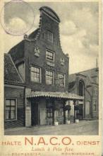 res001045 - Halte NACO Dienst  Postcard Post Cards Old Vintage Antique