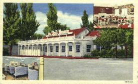 res001050 - Doll House Restaurant Salt Lake City, UT, USA Postcard Post Cards Old Vintage Antique