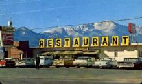 res001056 - Vincent's Restaurant Colorado Springs, CO, USA Postcard Post Cards Old Vintage Antique