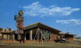 res001062 - Scotchman Smorgasbord Restaurant Colorado Springs, CO, USA Postcard Post Cards Old Vintage Antique