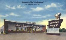 res001183 - Willner Bros, Denver, Colorado, USA Restaurant & Diner Postcard Postcards