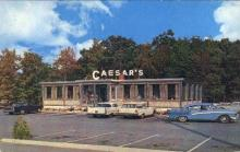res001188 - Caesar's Dinner, Penn, USA Restaurant & Diner Postcard Postcards