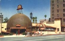 res001198 - Brown Derby, Los Angeles, California, USA Restaurant & Diner Postcard Postcards