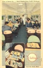 res001200 - The Challenger, Chicago, USA Restaurant & Diner Postcard Postcards