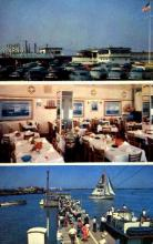 res001216 - Capt Starn's Restaurant & Boating Center Atlantic City, NJ, USA Postcard Post Cards Old Vintage Antique