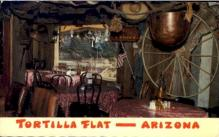 res001228 - Tortilla Flat Arizona, USA Postcard Post Cards Old Vintage Antique