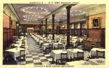 res001265 - Henrici's Chicago, IL, USA Postcard Post Cards Old Vintage Antique