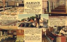 res001275 - Saxon's Binghamton, NY, USA Postcard Post Cards Old Vintage Antique