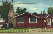 res001299 - Apple Tree Shanty Denver, CO, USA Postcard Post Cards Old Vintage Antique
