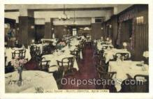 res001338 - Hotel Bristol, New York City, NYC USA Restaurant Old Vintage Antique Postcard Post Cards