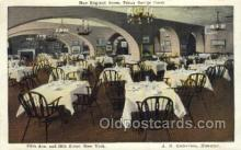 res001339 - Prince George Hotel, New York City, NYC USA Restaurant Old Vintage Antique Postcard Post Cards