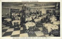 res001340 - The Dixie Hotel, New York City, NYC USA Restaurant Old Vintage Antique Postcard Post Cards