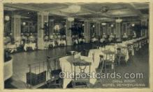 res001341 - Hotel Pennsylvania, New York City, NYC USA Restaurant Old Vintage Antique Postcard Post Cards