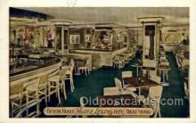 res001344 - Hotel Lexington, New York City, NYC USA Restaurant Old Vintage Antique Postcard Post Cards