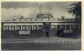 res001349 - Arts Diner, Bradensburg, NE USA Restaurant Old Vintage Antique Postcard Post Cards