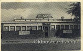 res001350 - Arts Diner, Bradensburg, NE USA Restaurant Old Vintage Antique Postcard Post Cards