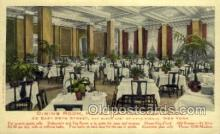 res001353 - Hotel Martha Washington, New York City, NYC USA Restaurant Old Vintage Antique Postcard Post Cards