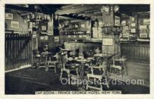 res001360 - Prince George Hotel, New York, NY USA Restaurant Old Vintage Antique Postcard Post Cards