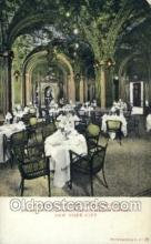 res001361 - Prince George Hotel, New York, NY USA Restaurant Old Vintage Antique Postcard Post Cards
