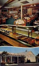 res001398 - Sweden House Smorgasbord, Fort Lauderdale, FL USA Restaurant Old Vintage Antique Postcard Post Cards