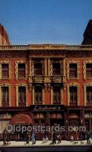 res001417 - New York City, NY USA Luchows Restaurant Old Vintage Antique Postcard Post Cards