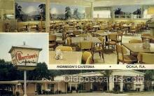 res001435 - Ocala Florida USA Morrisons Cafeteria Old Vintage Antique Postcard Post Cards