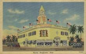 res001484 - Miami Florida, USA Mayflower Restaurant Old Vintage Antique Postcard Post Cards
