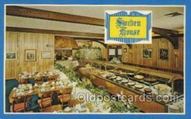 res001490 - Napperville, ILL USA Sweden House Old Vintage Antique Postcard Post Cards