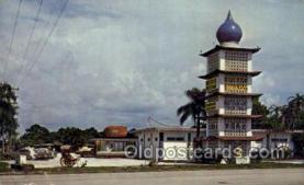 res001503 - Sarasota, FL USA Golden Restaurant Old Vintage Antique Postcard Post Cards