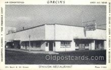 res001511 - Bradenton, FL USA Carcias Spanish Restaurant Old Vintage Antique Postcard Post Cards