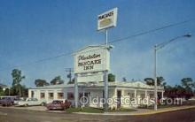 res001525 - Fort Myers, FL USA Plantation Pancakes Inn Old Vintage Antique Postcard Post Cards