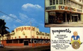 res001530 - Miami Beach, FL USA Pumperniks Old Vintage Antique Postcard Post Cards