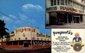 res001531 - Miami Beach, FL USA Pumperniks Old Vintage Antique Postcard Post Cards