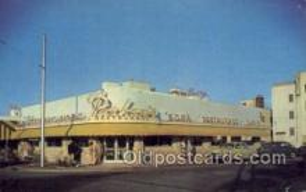 res001535 - Miami Beach, FL USA Parhams Restaurant Old Vintage Antique Postcard Post Cards